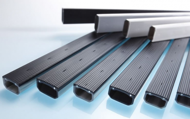 We produce warm edge spacer for windows
